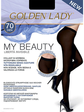 Колготки My Beauty 70 Golden Lady