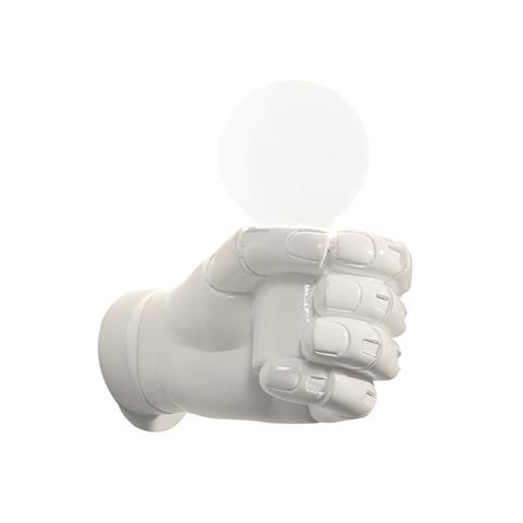 Настенный светильник Hand by Light Room (белый)