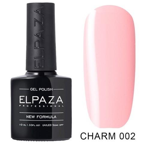 Гель лак Elpaza, CHARM 002 Балерина