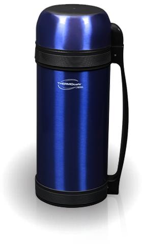 Термос универсальный (для еды и напитков) Thermos Lucky Vacuum Food Jar (2,0 литра), синий