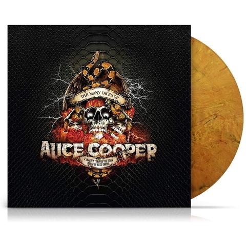 Сборник / The Many Faces Of Alice Cooper (Coloured Vinyl)(2LP)