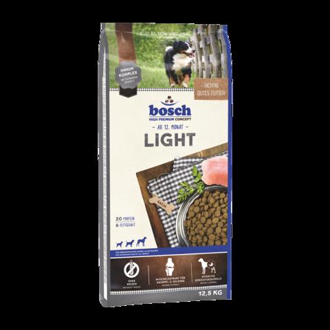 Bosch Light Сухой корм для собак облегченный с домашней птицей