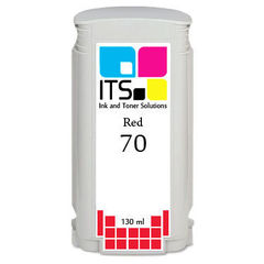 Картридж для HP 70 (CD951A) Red 130 мл