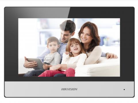 IP-видеодомофон DS-KH6320-WTE1