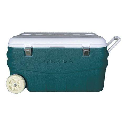 Автохолодильник Арктика 2000-80 80л голубой/белый (2000-80/AQU)