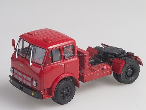 MAZ-504A red 1:43 Nash Avtoprom