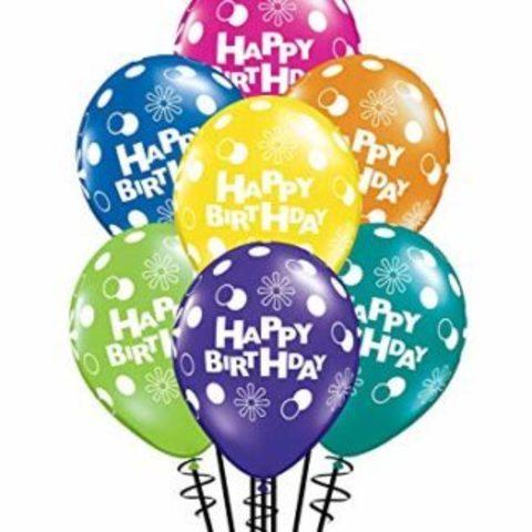 Заказать Шары на День Рождения в Тбилиси