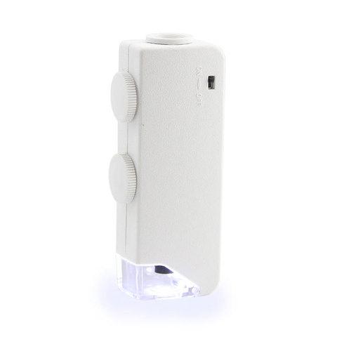Мини-микроскоп Veber 160x-200х