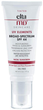 elta MD UV Elements Broad-Spectrum солнцезащитное средство для лица с оттенком SPF44 57г