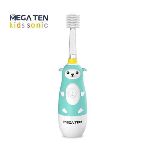 Зубная щетка «Овечка» Megaten Kids Sonic