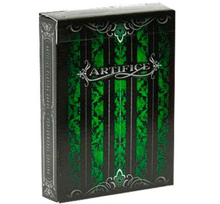 Карты Artifice Second Edition (Green, Blue, Purple, Tundra)