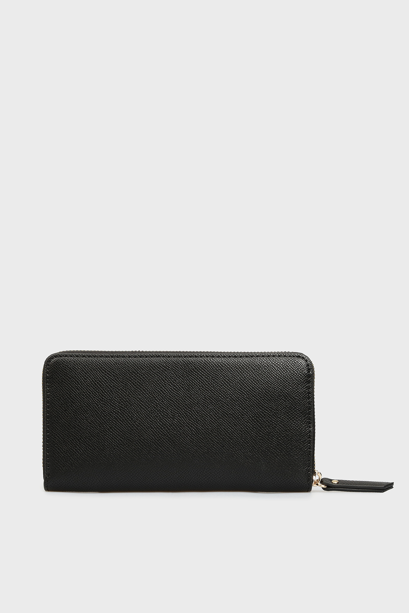 Женский черный кошелек CLASSIC SAFFIANO Tommy Hilfiger