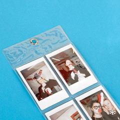 Прозрачный подвес для фотографий