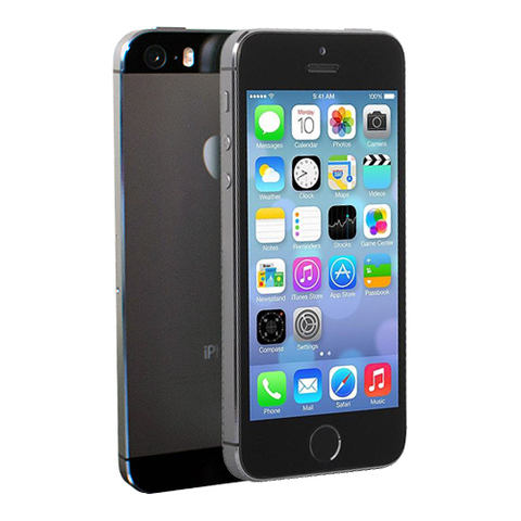 Apple iPhone 5S 16Gb Space Gray - Серый Космос