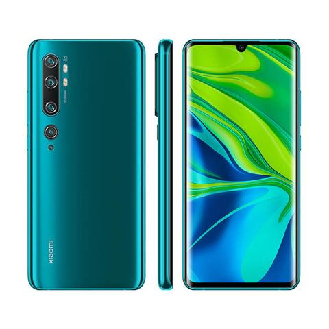 Смартфон Xiaomi Mi Note 10 Pro 8/256GB Aurora Green EU (Global Version)