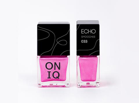 ONP-033 Лак для стемпинга. Echo: Smooches