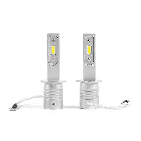 Комплект светодиодных ламп H1 V9, 13W, 1500Lm, 2 шт