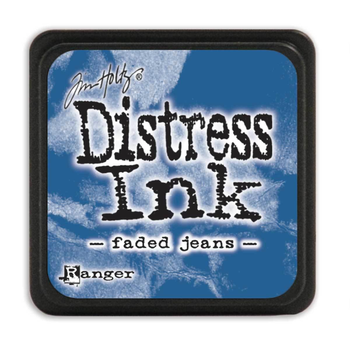 Подушечка Distress Ink Ranger - Faded jeans
