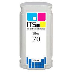 Картридж для HP 70 (C9458A) Blue 130 мл