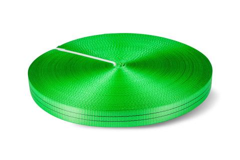 Лента текстильная TOR 5:1 60 мм 6000 кг (зеленый), 100м