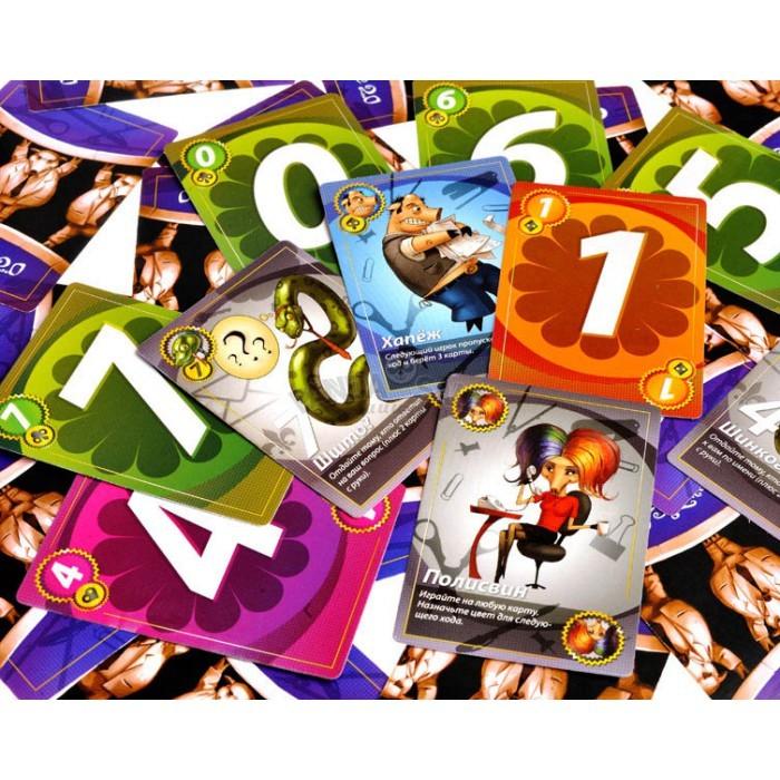 Настольная игра Свинтус: Правила Этикета