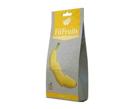 Фруктовые чипсы FitFruits «Банан», 20г