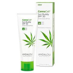 Увлажняющий крем SPF30, Andalou Naturals