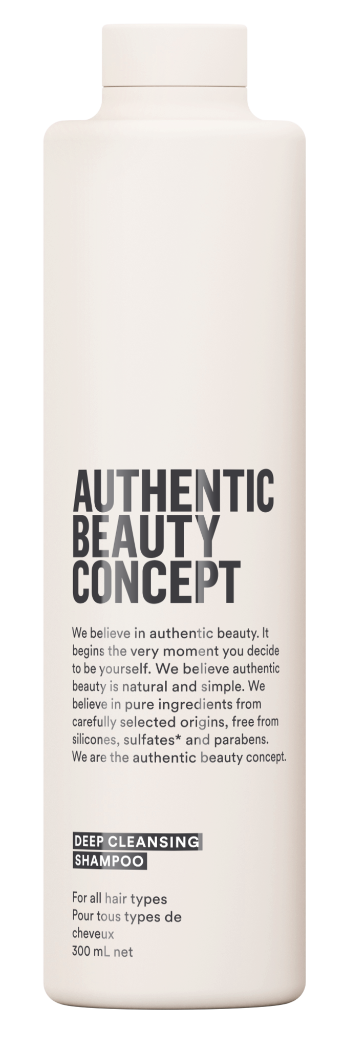 AUTHENTIC BEAUTY CONCEPT Deep Cleansing Шампунь