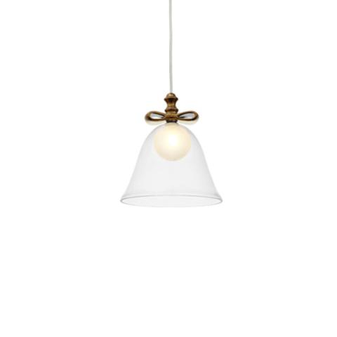 Подвесной светильник копия Bell by Moooi (прозрачный)