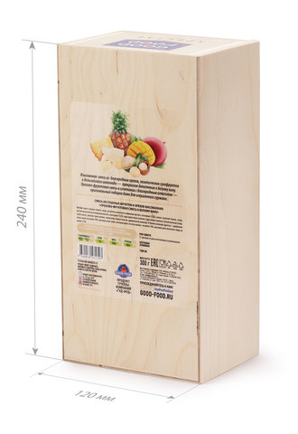 GOOD FOOD SPECIAL Орехово-фруктовая смесь к белому вину 300г