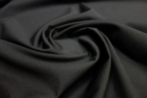 Габардин Черный
