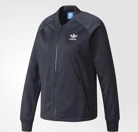 Олимпийка женская adidas ORIGINALS INFO POSTER SST TT