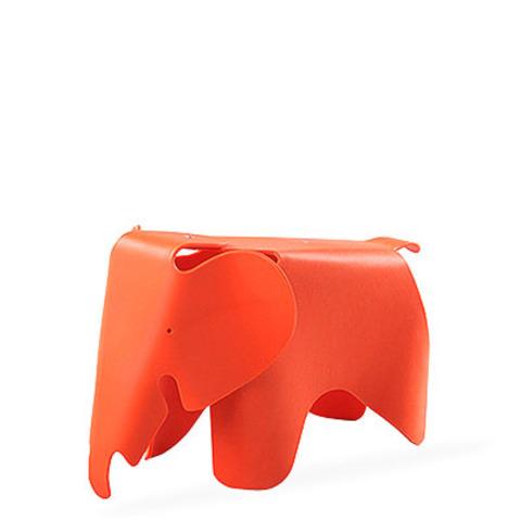 Детский стул Eames Elephant by Vitra (оранжевый)