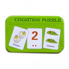 Cognition Puzzle - цифры