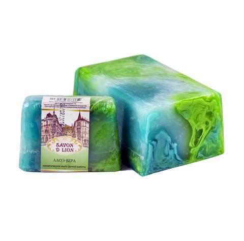 Косметическое мыло Алоэ-вера 100 гр. ТМ SAVON D LION