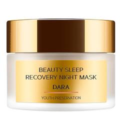 """Ночная восстанавливающая маска для лица DARA """"Beauty Sleep"""", Zeitun"""
