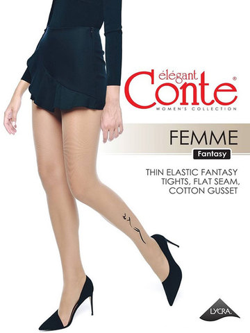 Колготки Femme Conte