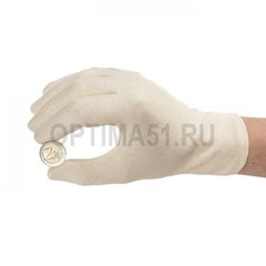 Хлопковые перчатки для работы с монетами, пара