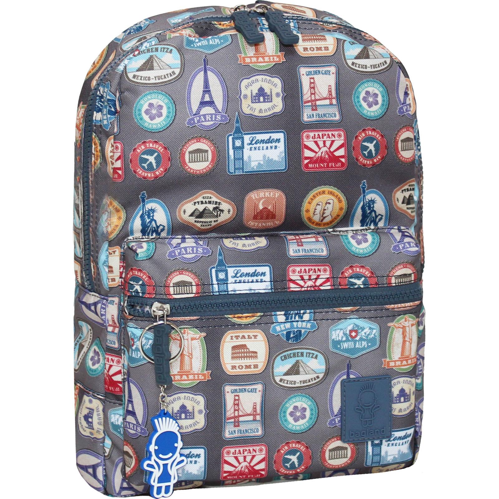 Детские рюкзаки Рюкзак Bagland Молодежный mini 8 л. сублимация 239 (00508664) IMG_9457.JPG