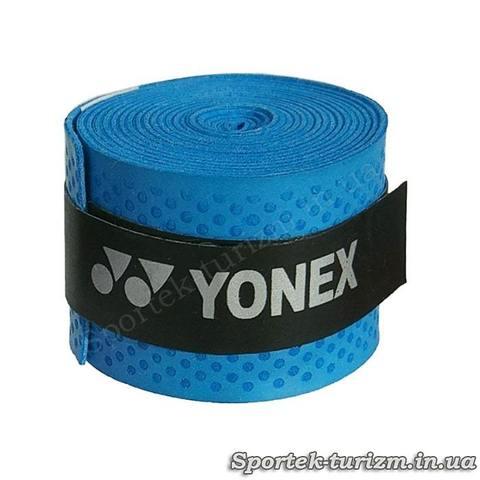 Синяя тонкая обмотка YONEX для ручки ракетки