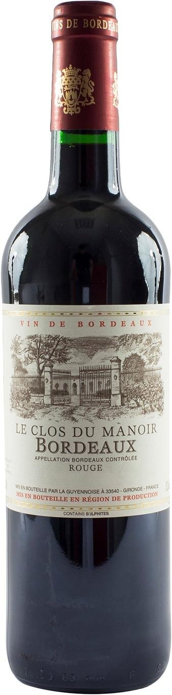 Le Clos du Manoir Bordeaux
