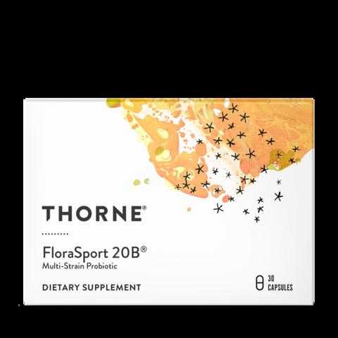 Thorne Reasearch, FLORASPORT 20B