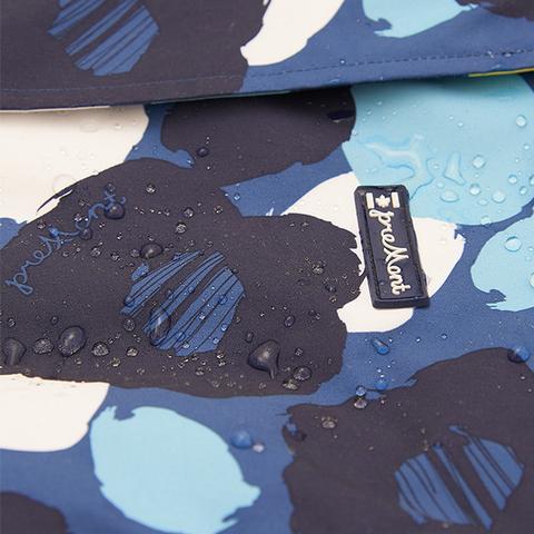 Демисезонный плащ Premont Огни Торонто SP71631 Blue