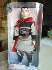 Кукла Принц Ли Чанг Дисней (Disney) 30 см
