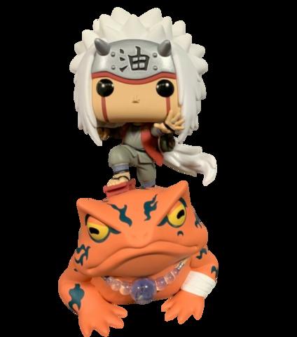 Jiraiya on Toad Naruto Funko Pop! Vinyl Figure || Джирайя на Жабе (Наруто)