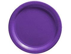 Тарелка Purple