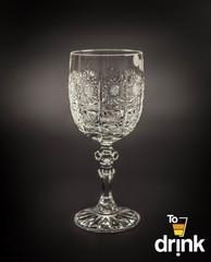 Набор из 6 бокалов для вина MIREL, 220 мл
