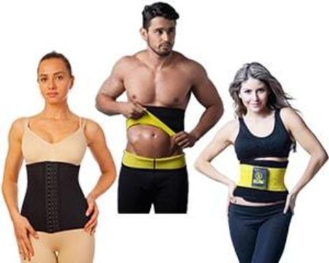 Купити пояси для схуднення для жінок і чоловіків
