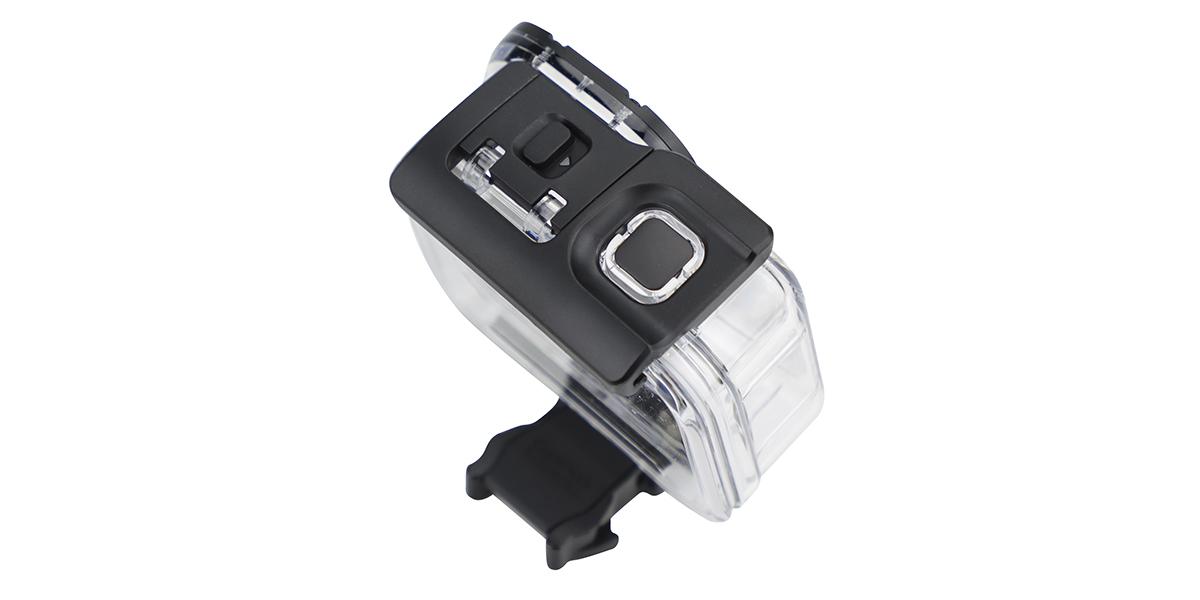 Водонепроницаемый бокс для камеры HERO8 GoPro Dive Housing (AJDIV-001) вид сверху