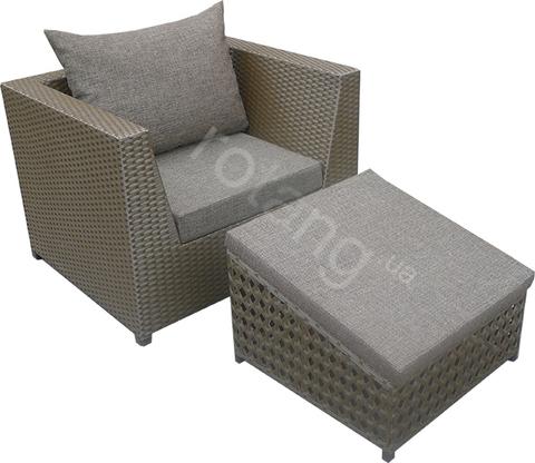 """Комплект для отдыха """"Ибица"""" с подушками"""